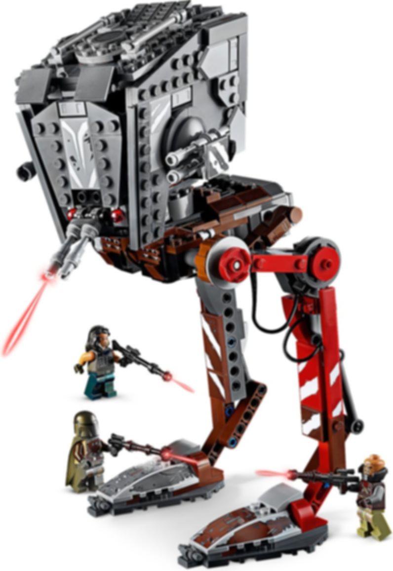 LEGO® Star Wars AT-ST™ Raider gameplay