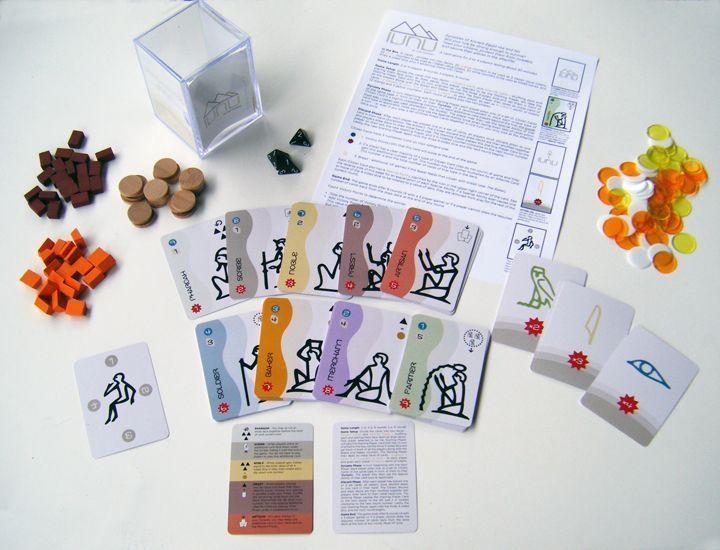 IUNU components