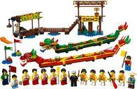 Dragon Boat Race components