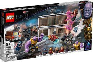 LEGO® Marvel Avengers: Endgame Final Battle