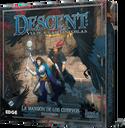Descent: Viaje a las Tinieblas (Segunda Edición) - La mansión de los cuervos