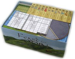 A Feast for Odin: Folded Space Insert