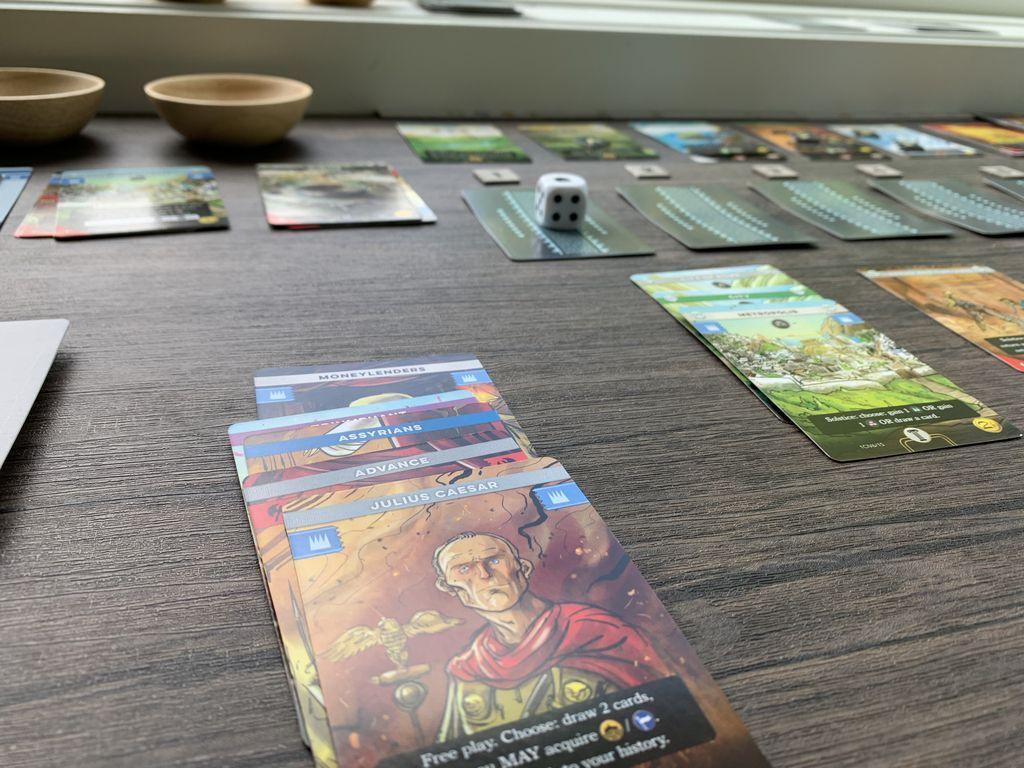 Imperium: Classics gameplay