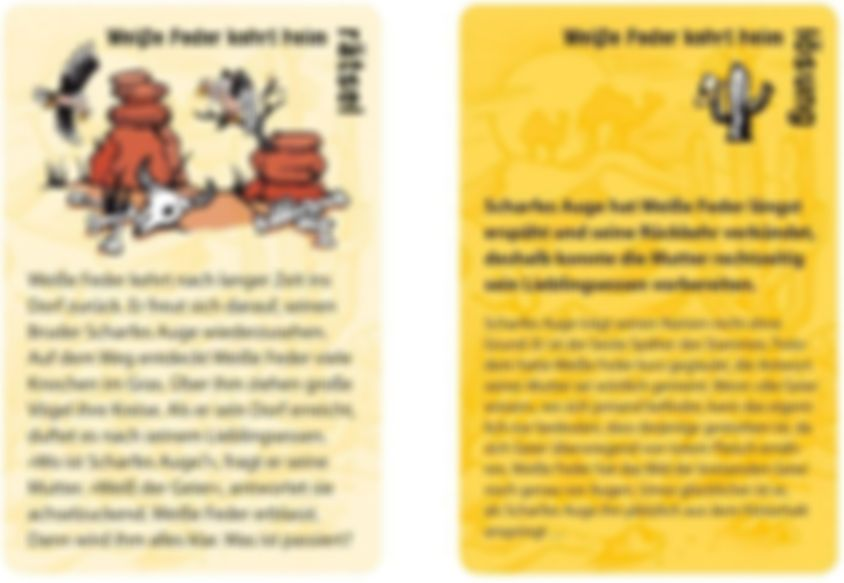 Yellow Stories cards