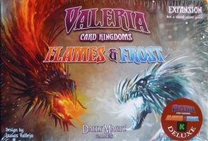 Valeria: Card Kingdoms - Flames and Frost