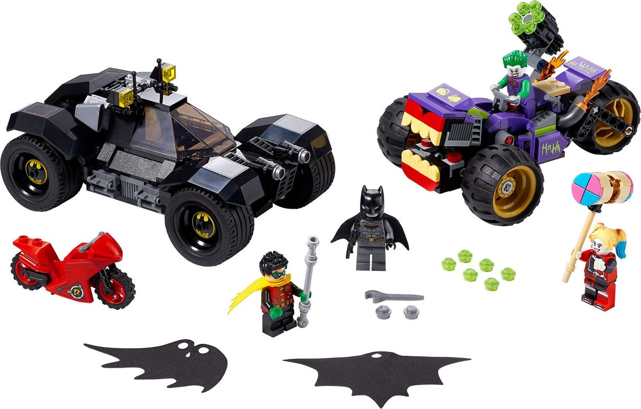 Joker's Trike Chase components