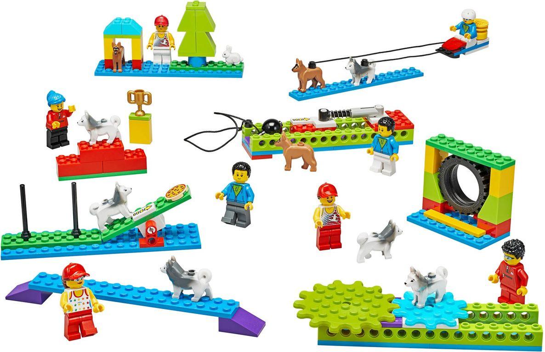 LEGO® Education BricQ Motion Essential Set gameplay
