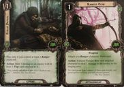 The Lord of the Rings: The Card Game - Assault on Osgiliath cards