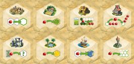 Kingdom Builder cards