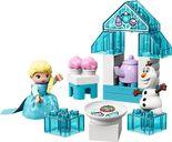 Elsa and Olaf's Tea Party components