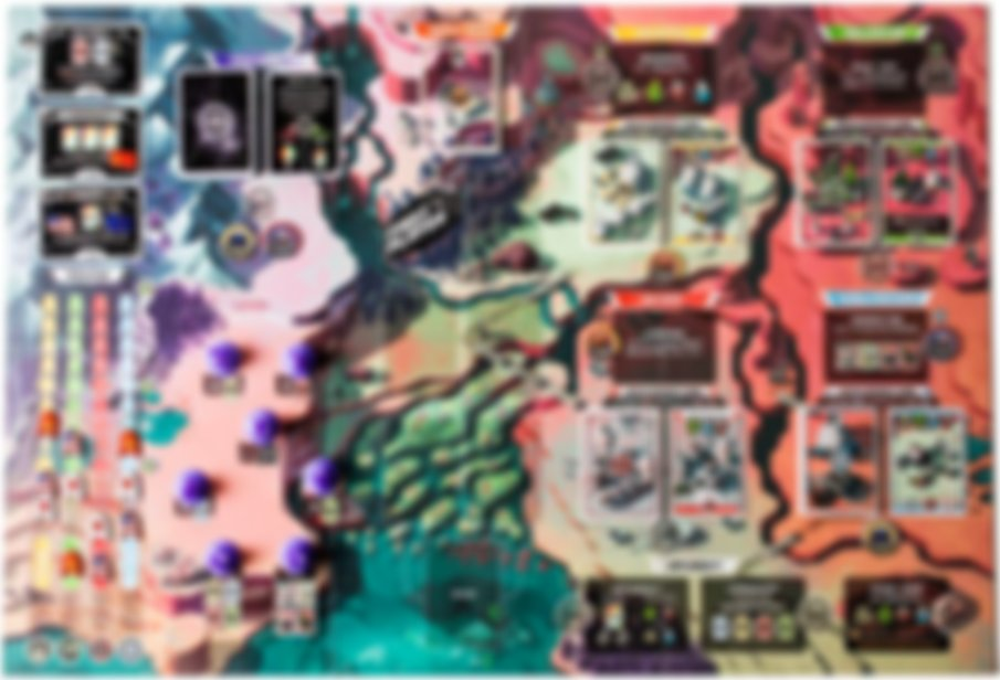 Godspeed game board