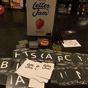Letter Jam components