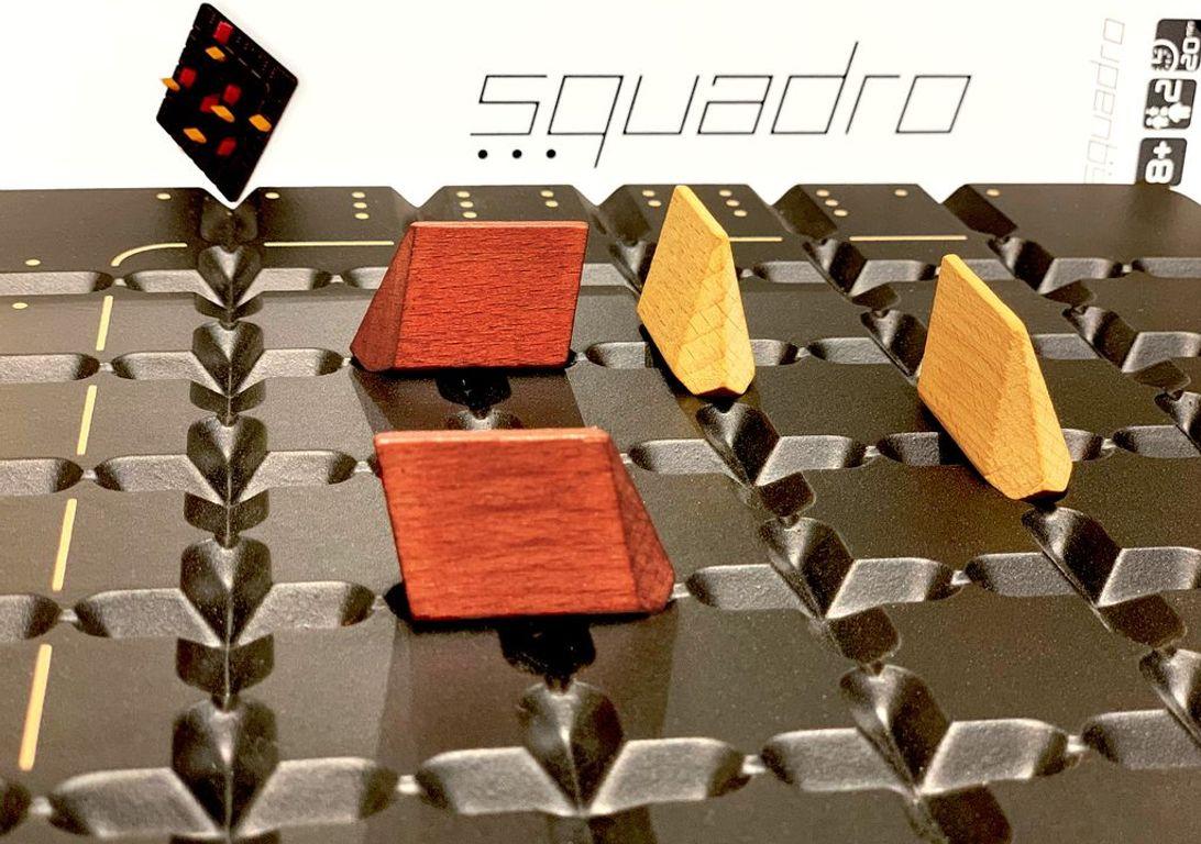 Squadro components