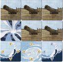 Tsuro of the Seas: Veterans of the Seas tiles