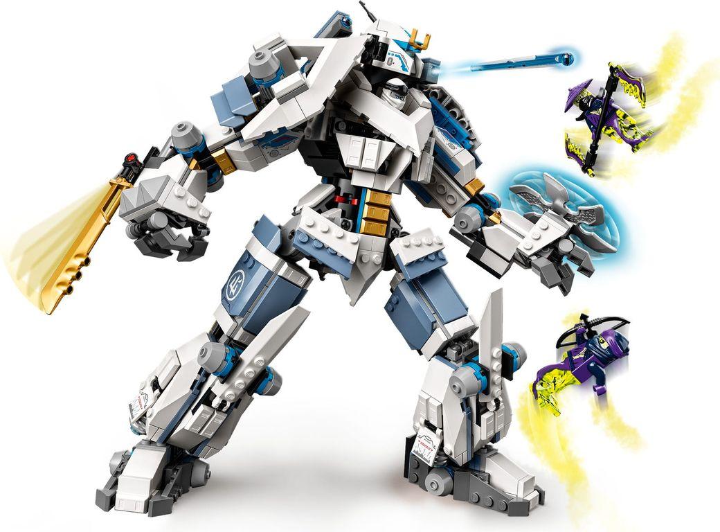 Zane's Titan Mech Battle gameplay