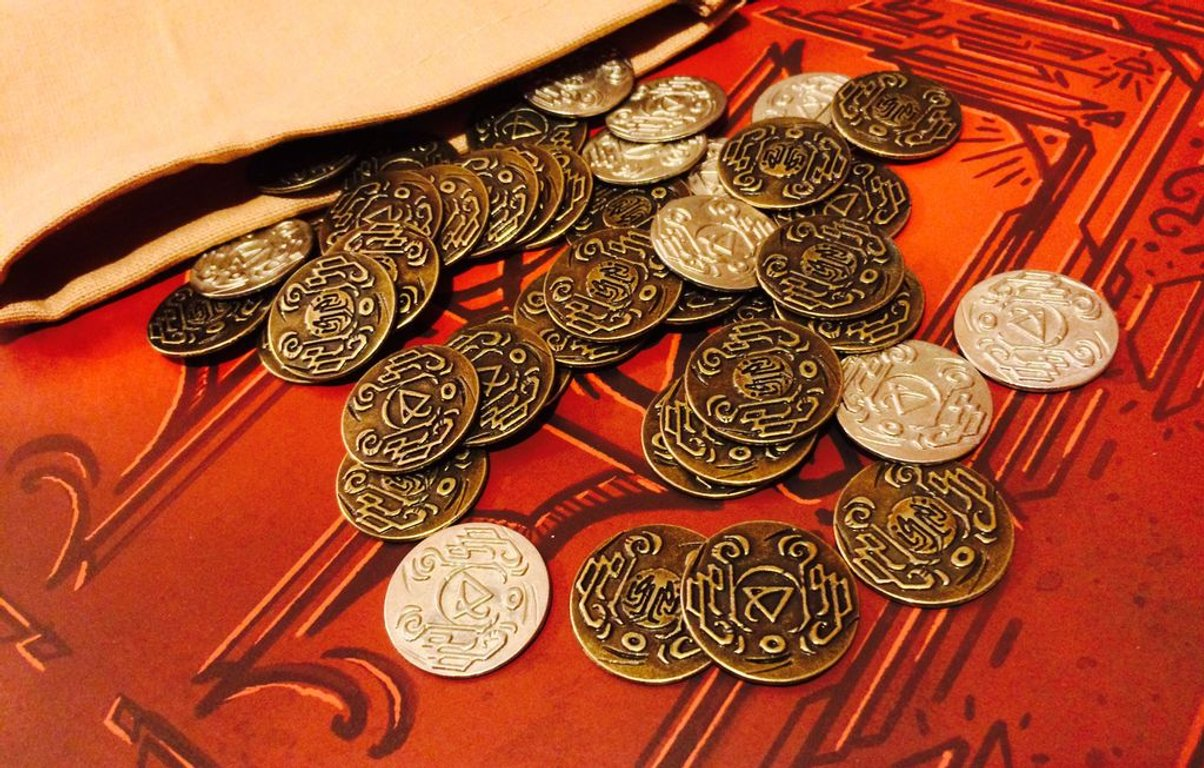 Near and Far coins