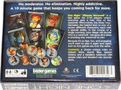 One Night Ultimate Werewolf back of the box