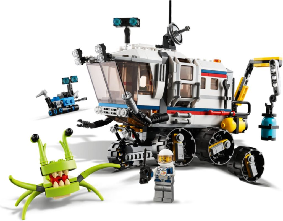 LEGO® Creator Space Rover Explorer gameplay