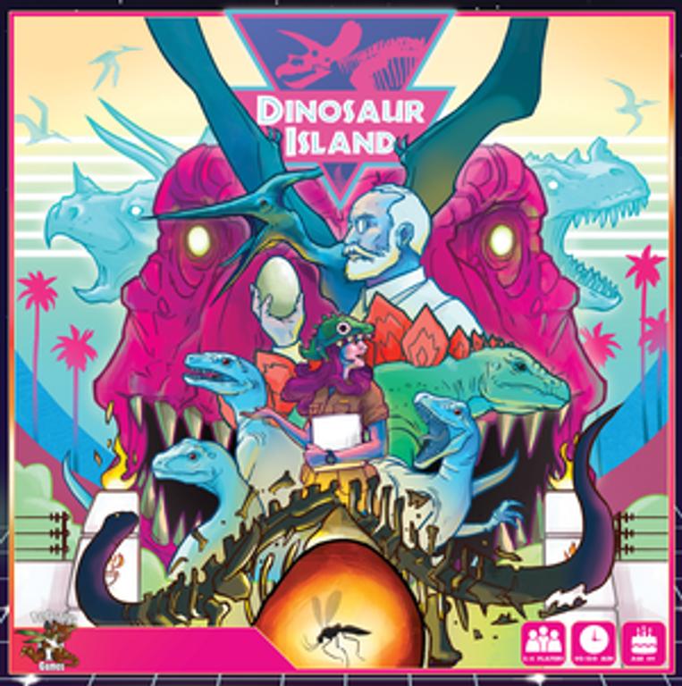 Dinosaur+Island