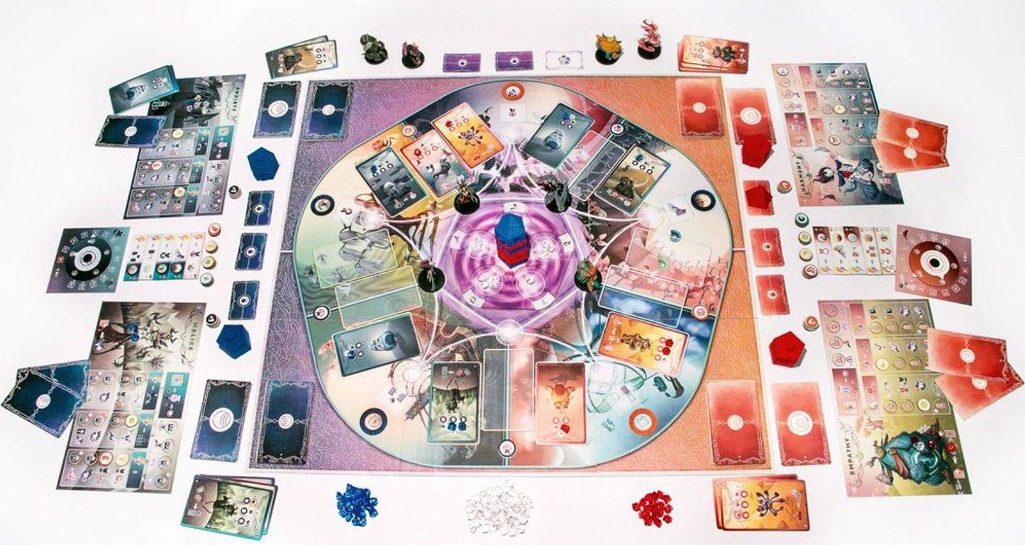 Cerebria: The Inside World components
