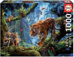 Tigers in the Tree
