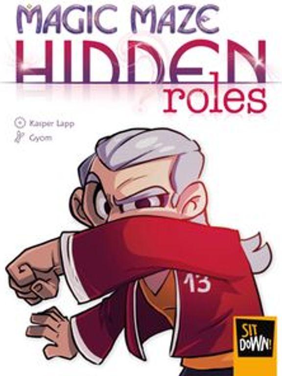Magic+Maze%3A+Hidden+Roles