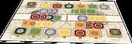 Mandala game board