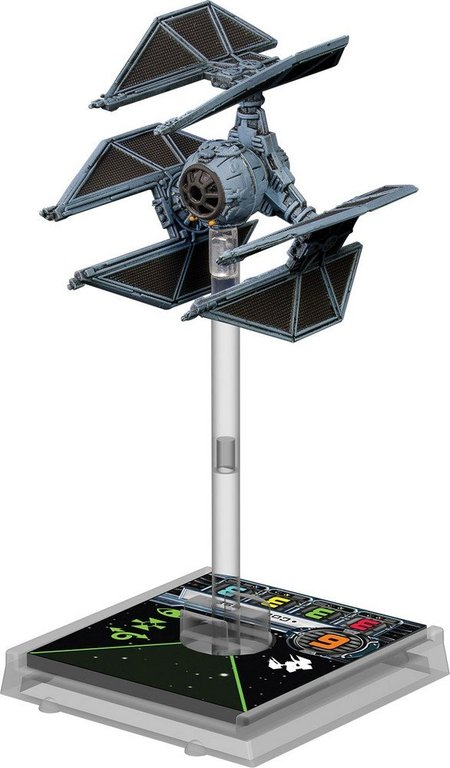 Star Wars: X-Wing Miniatures Game - TIE Defender Expansion Pack miniature