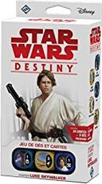 Star+Wars%3A+Destiny+-+Luke+Skywalker+Starter+Set
