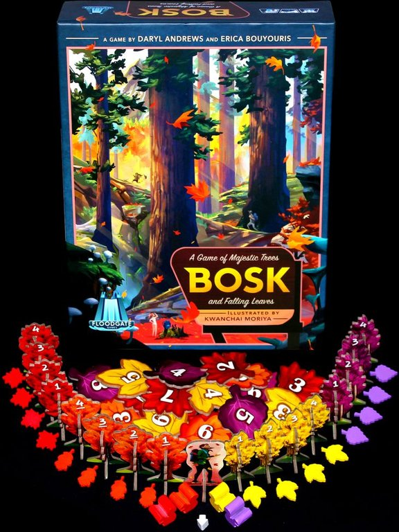 Bosk components