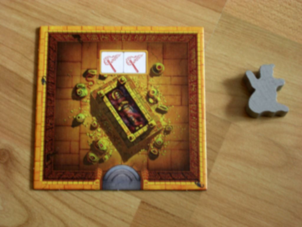 Escape: Quest components