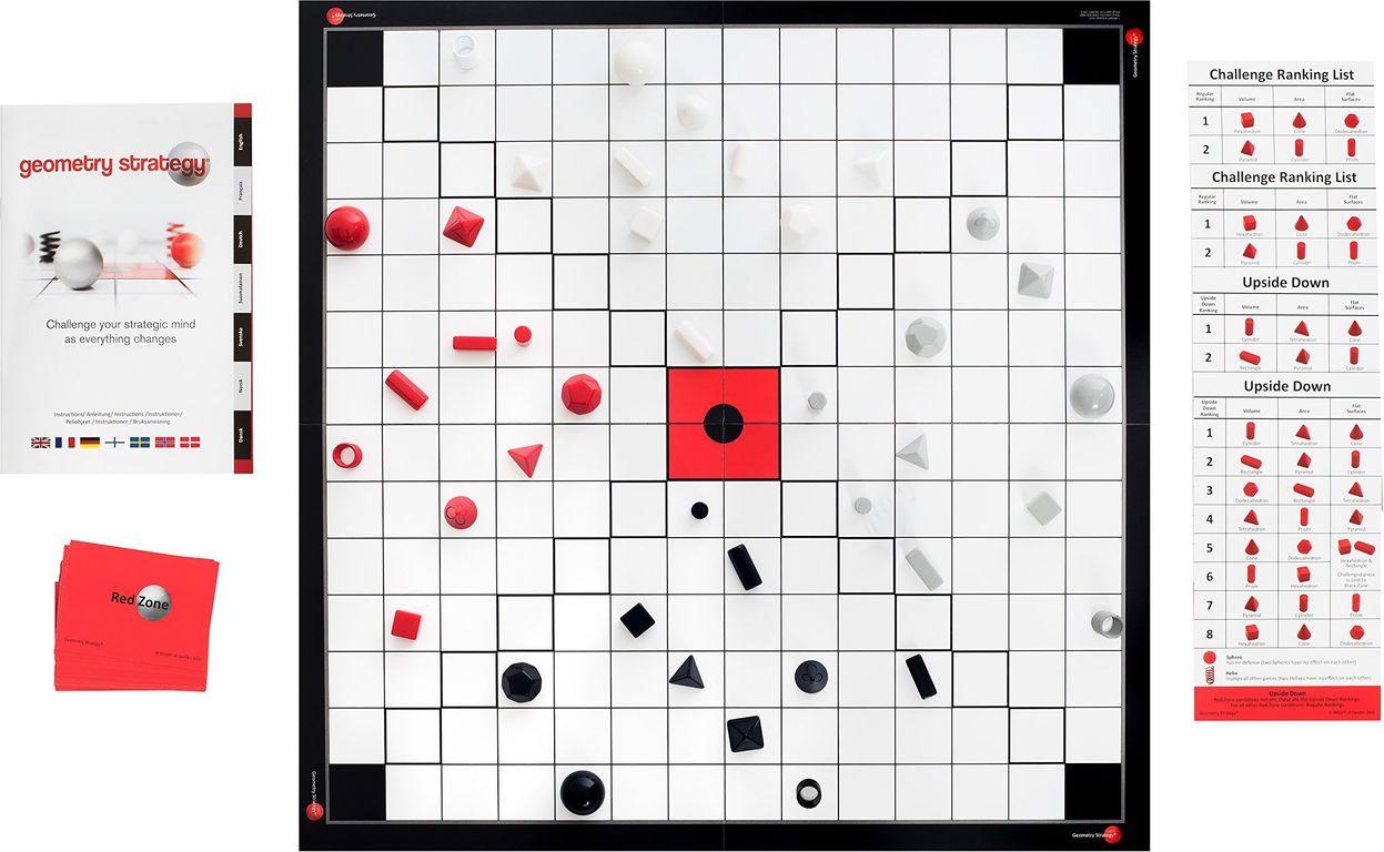 Geometry Strategy gameplay