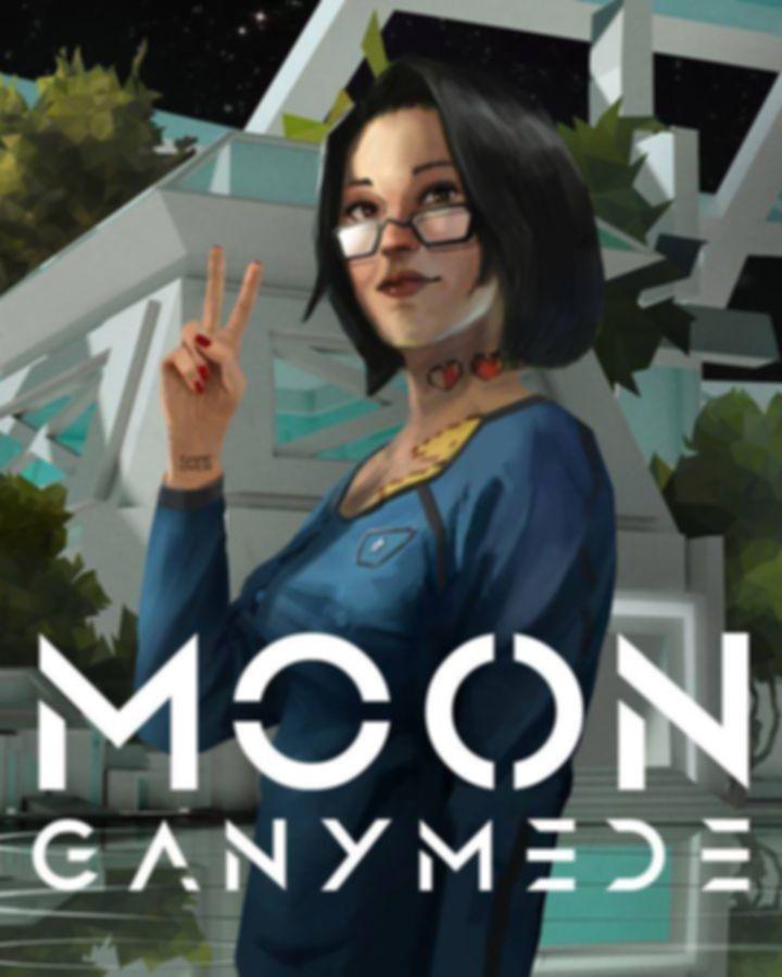 Ganymede: Moon cardGanymede: Moon card