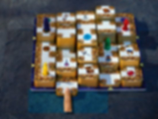 3D Labyrinth gameplay