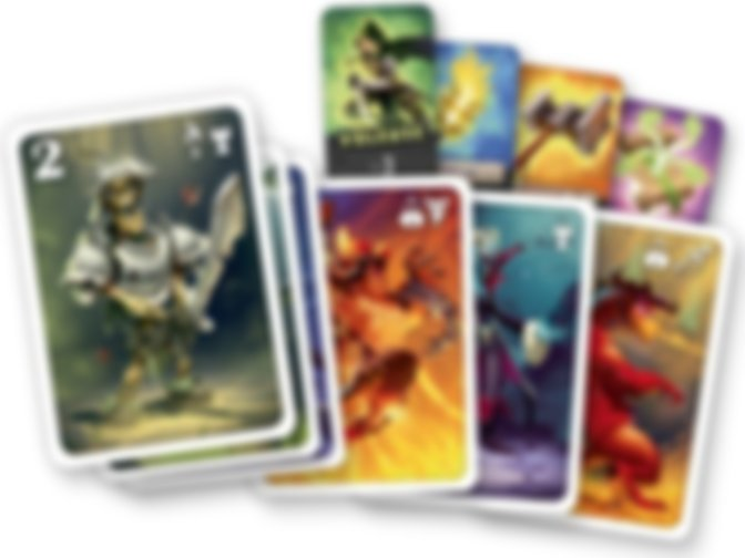 Welcome to the Dungeon cards