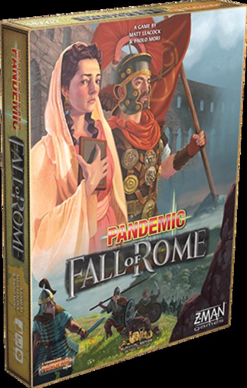 Pandemic%3A+La+Chute+de+Rome
