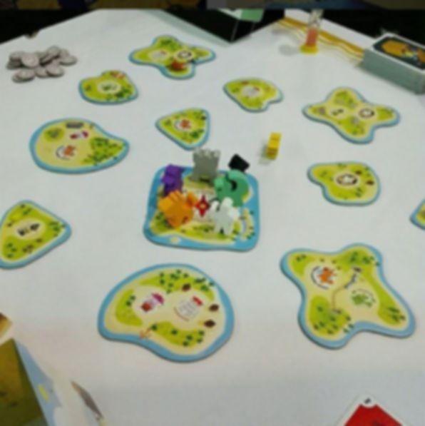 Island Hopper gameplay