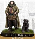 Harry Potter Miniatures Game: Rubeus Hagrid & Fang