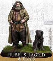 Harry Potter Miniatures Game: Rubeus Hagrid & Fang