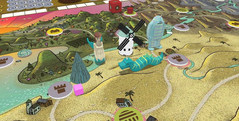 Feudum: Windmills & Catapults gameplay