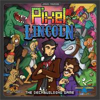 Pixel Lincoln: The Deckbuilding Game