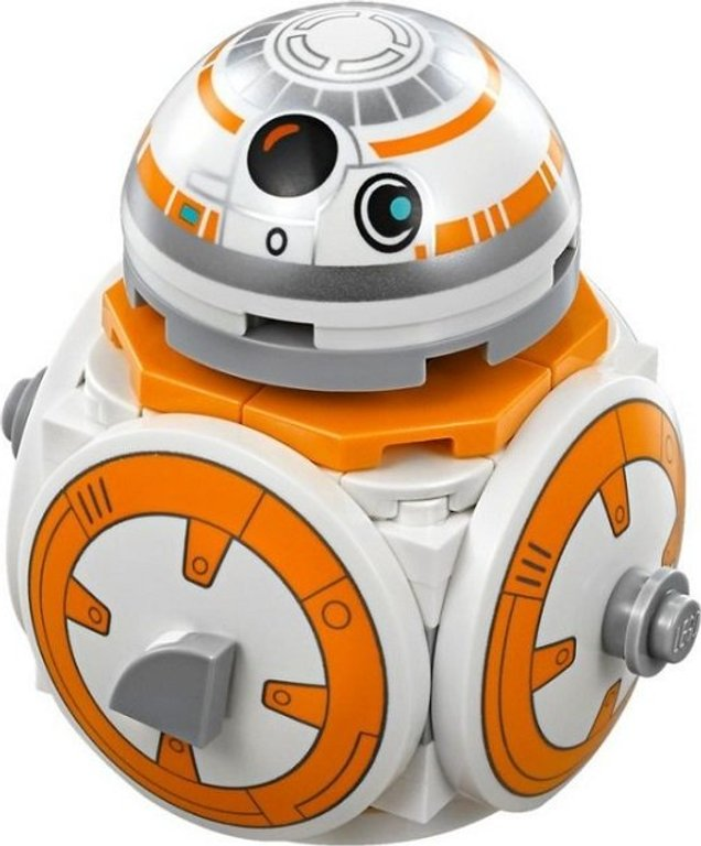 LEGO® Star Wars BB-8™ components