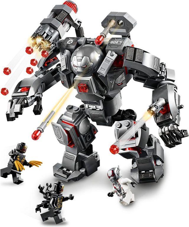 LEGO® Marvel War Machine Buster gameplay