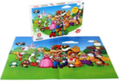 Mario and Friends components