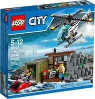 LEGO® City Crooks Island