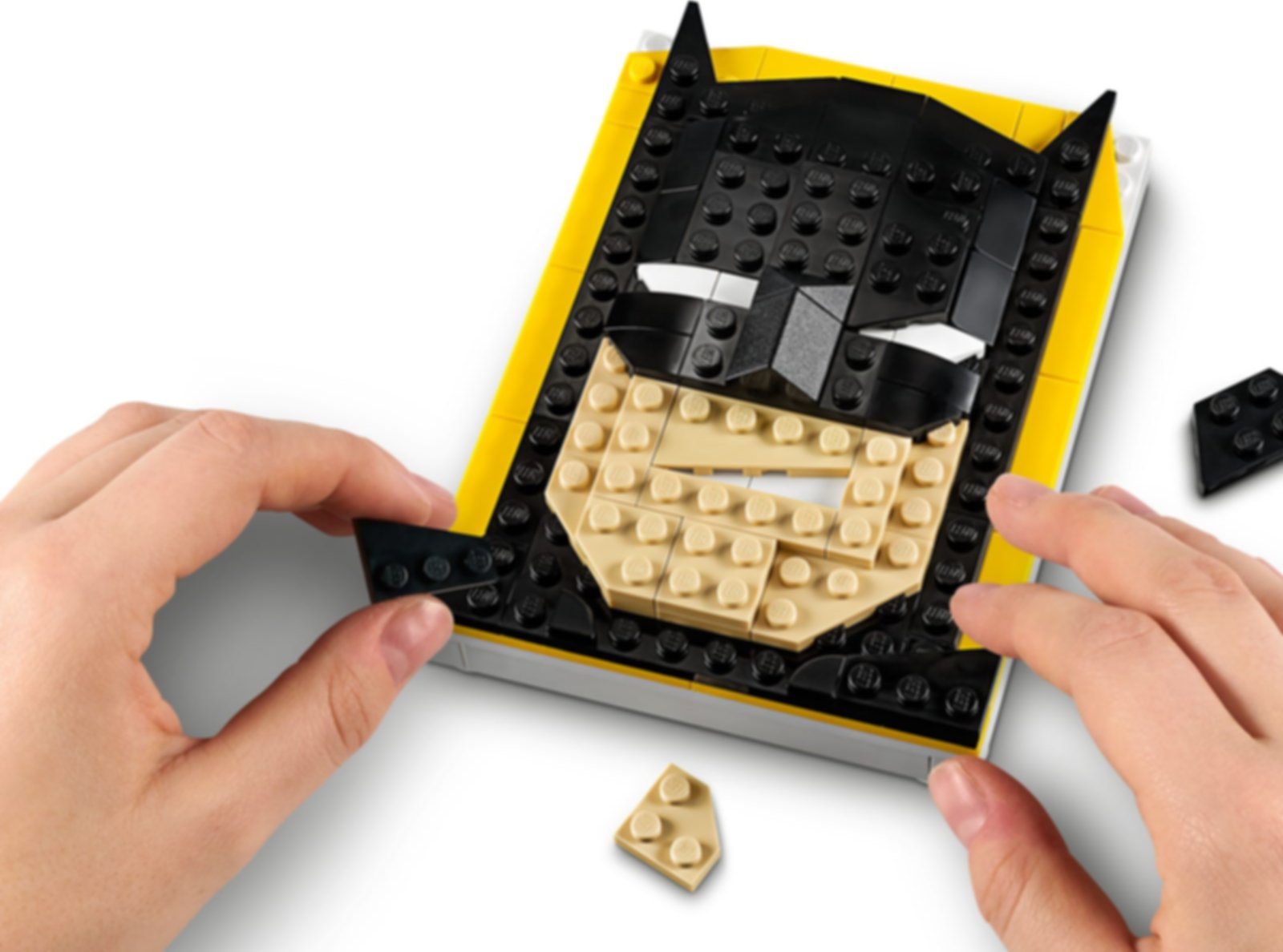 LEGO® Brick Sketches™ Batman™ gameplay