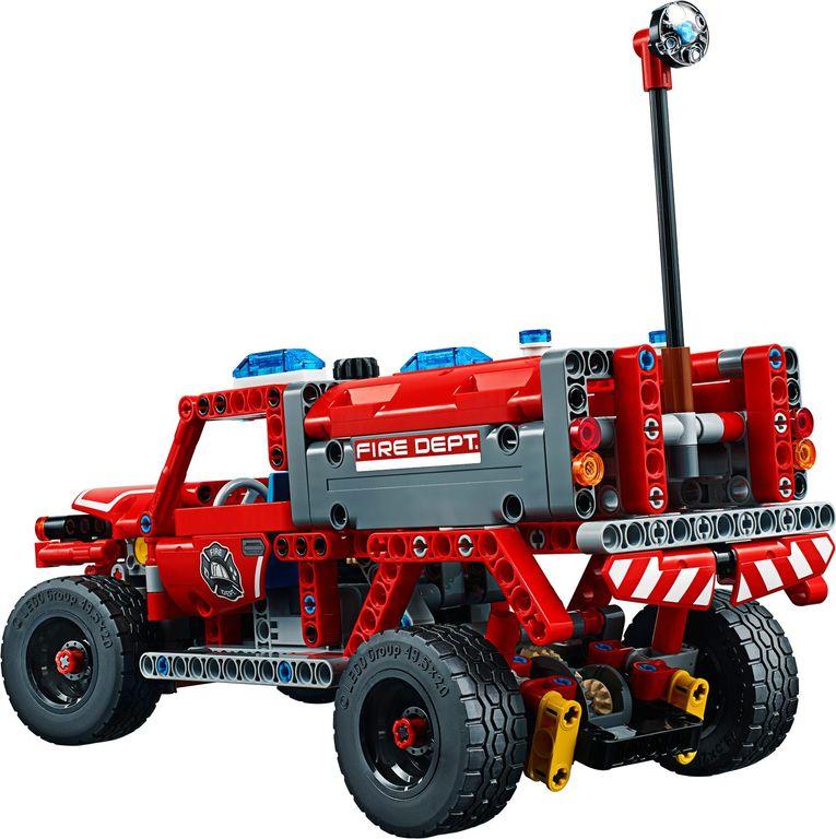 LEGO® Technic First Responder back side