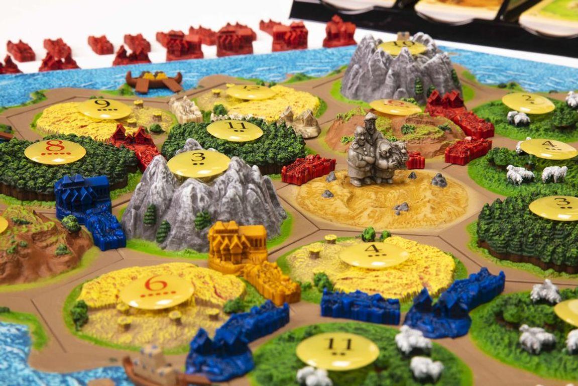CATAN: 3D Edition gameplay