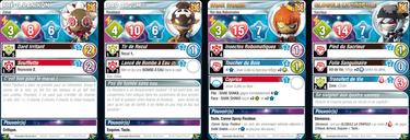 Krosmaster: Arena - Shak Attack cards