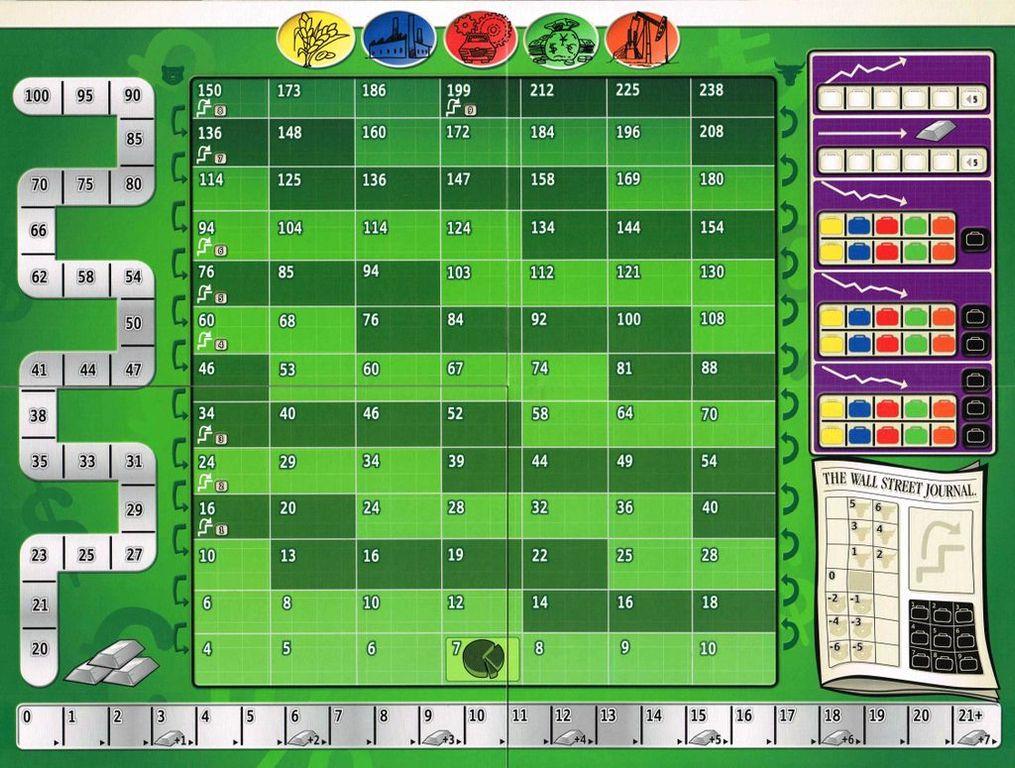 Black Friday game board